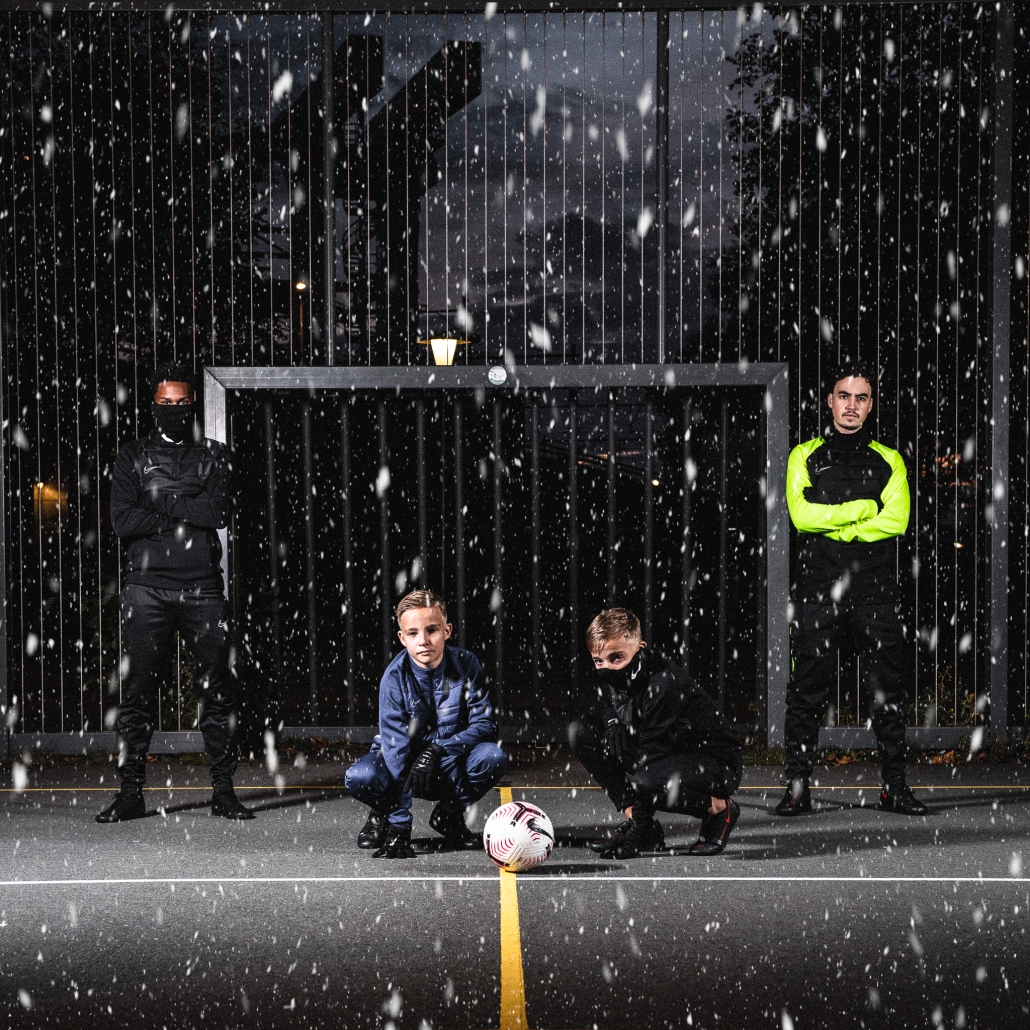 Nike Winter Warrior - Aktiesport